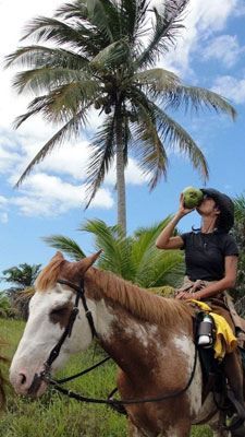 Brazil-Bahia-Bahia Beach Ride